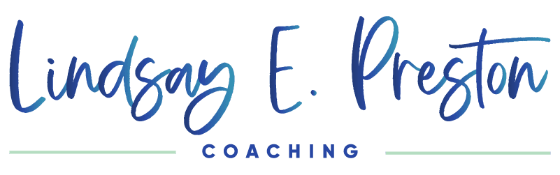 Courses by Lindsay E. Preston Coaching